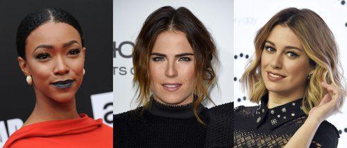 Sonequa Martin-Green, Karla Souza y Blanca Suárez, los mejores beauty looks de la semana