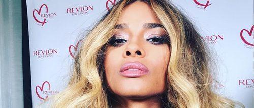 Ciara regresa para convertirse en la nueva embajadora global de Revlon