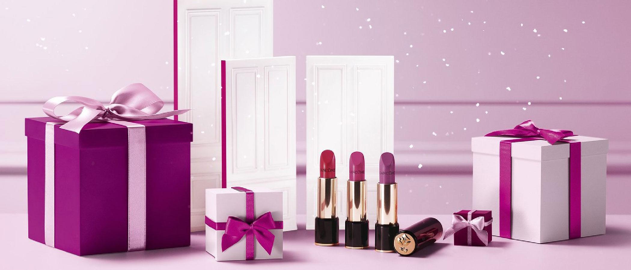 Lancôme lanza una colección navideña 2016, creación de Lisa Eldridge
