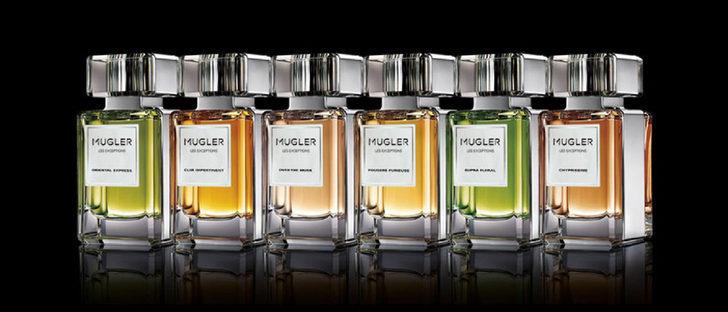 Thierry Mugler lanza su nueva colección de perfumes 'Les Exceptions' con 7 nuevos aromas
