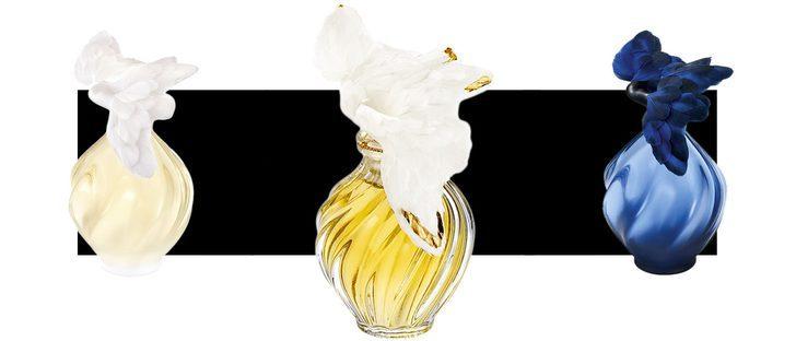 Nina Ricci prepara 'Collection Lumière', unos perfumes inspirados en diferentes momentos del día