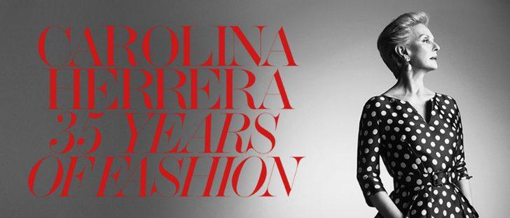 Carolina Herrera celebra 35 años en el mundo de la moda ampliando su colección de perfumes 'Herrera Confidential'