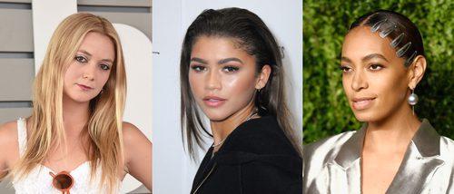 Billie Catherine Lourd, Zendaya y Solange Knowles entre los peores beauty looks de la semana