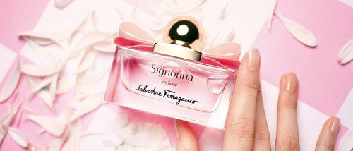 'Signorina In Fiore', el nuevo perfume de Salvatore Ferragamo