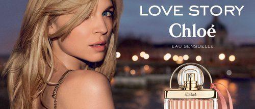 'Love Story Eau Sensuelle' el nuevo perfume de Chloé