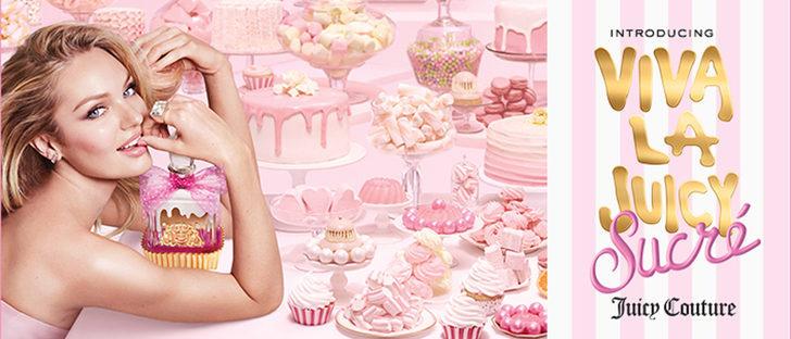'Viva La Juicy Sucré', la versión más dulce del emblemático perfume de Juicy Couture