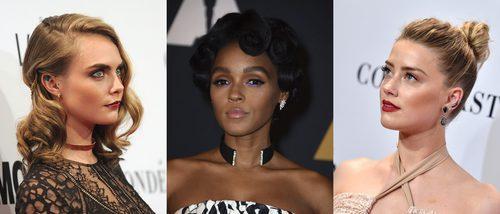 Cara Delevingne, Janelle Monae y Amber Heard, entre los mejores look de la semana