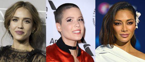 Jessica Alba, Halsey y Nicole Scherzinger, entre los peores beauty looks de la semana