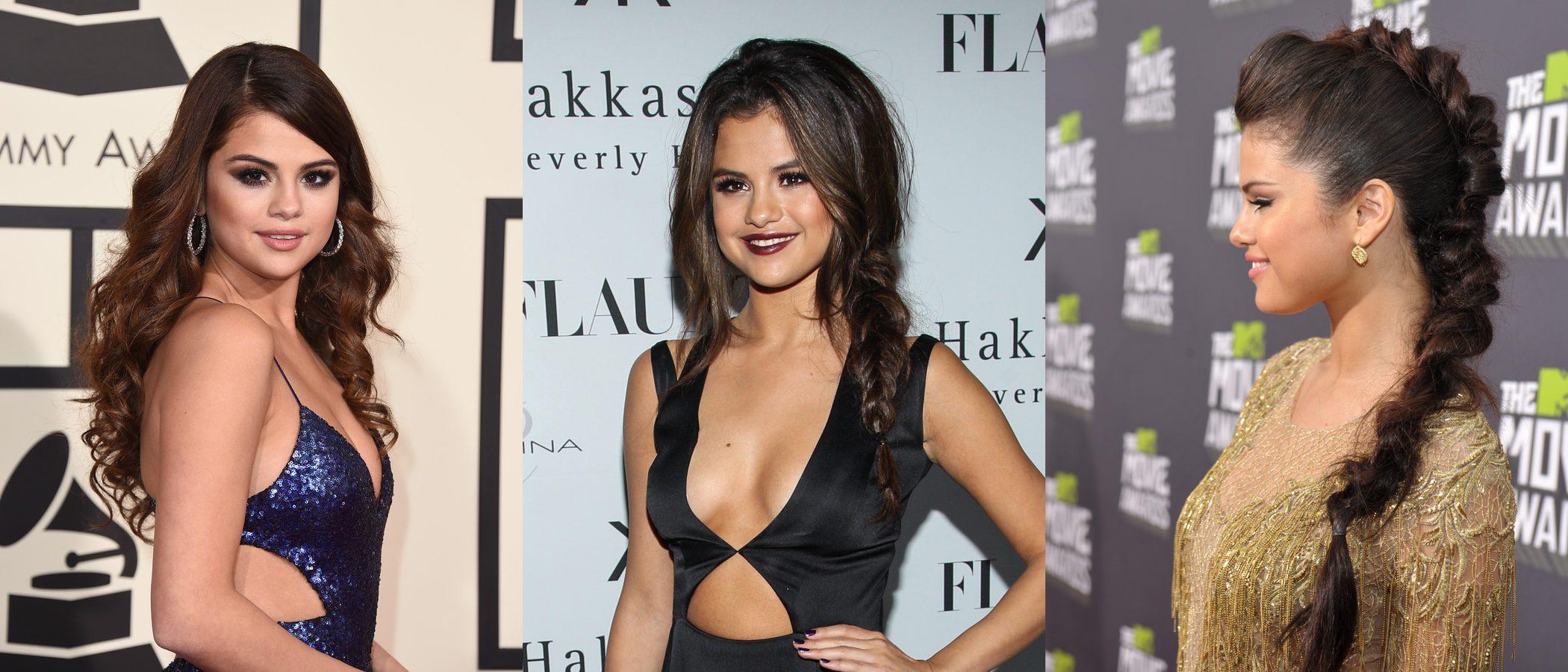 Los mejores beauty looks de Selena Gomez