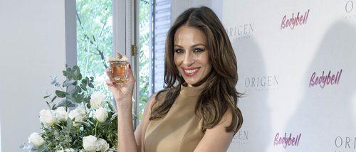 Eva González presenta su primera fragancia, 'Origen'