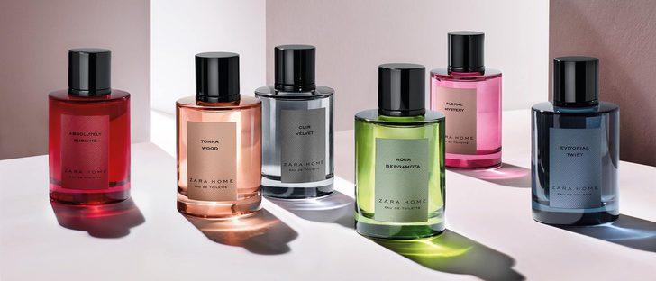 Zara Home lanza 'The Perfume Collection', una colección de fragancias unisex