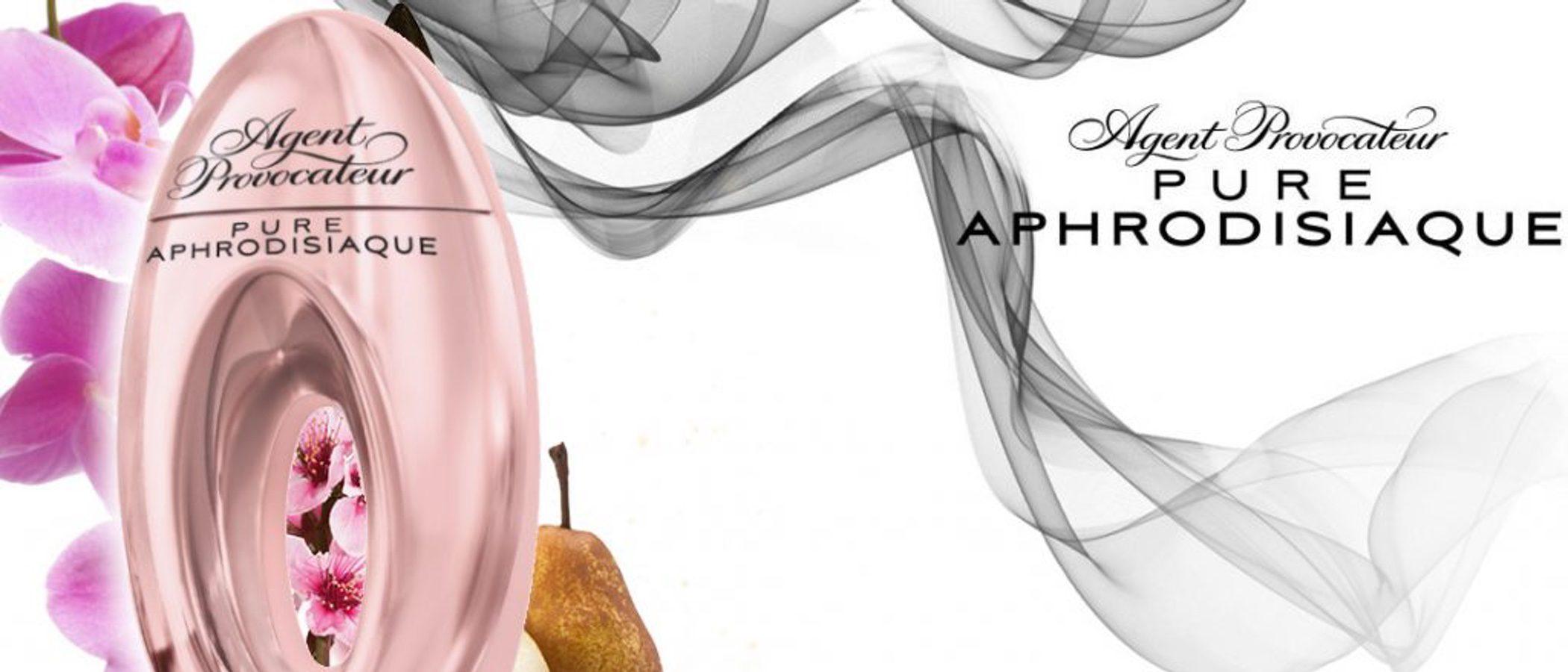 'Pure Aphrodisiaque', la nueva fragancia de Agent Provocateur