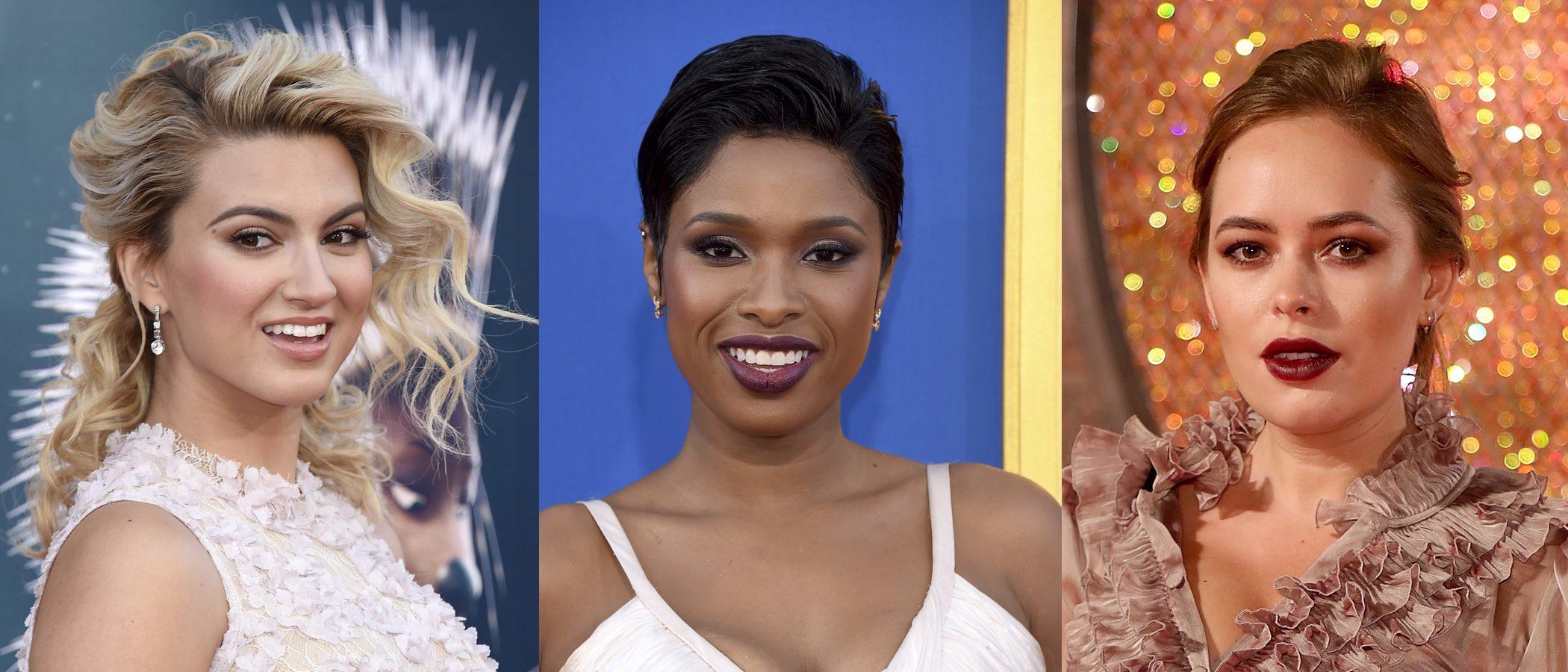 Tori Kelly, Jennifer Hudson y Tanya Burr entre los mejores beauty looks de la semana