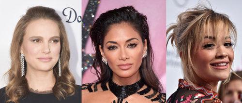 Natalie Portman, Nicole Scherzinger y Rita Ora, entre los peores beauty looks de la semana