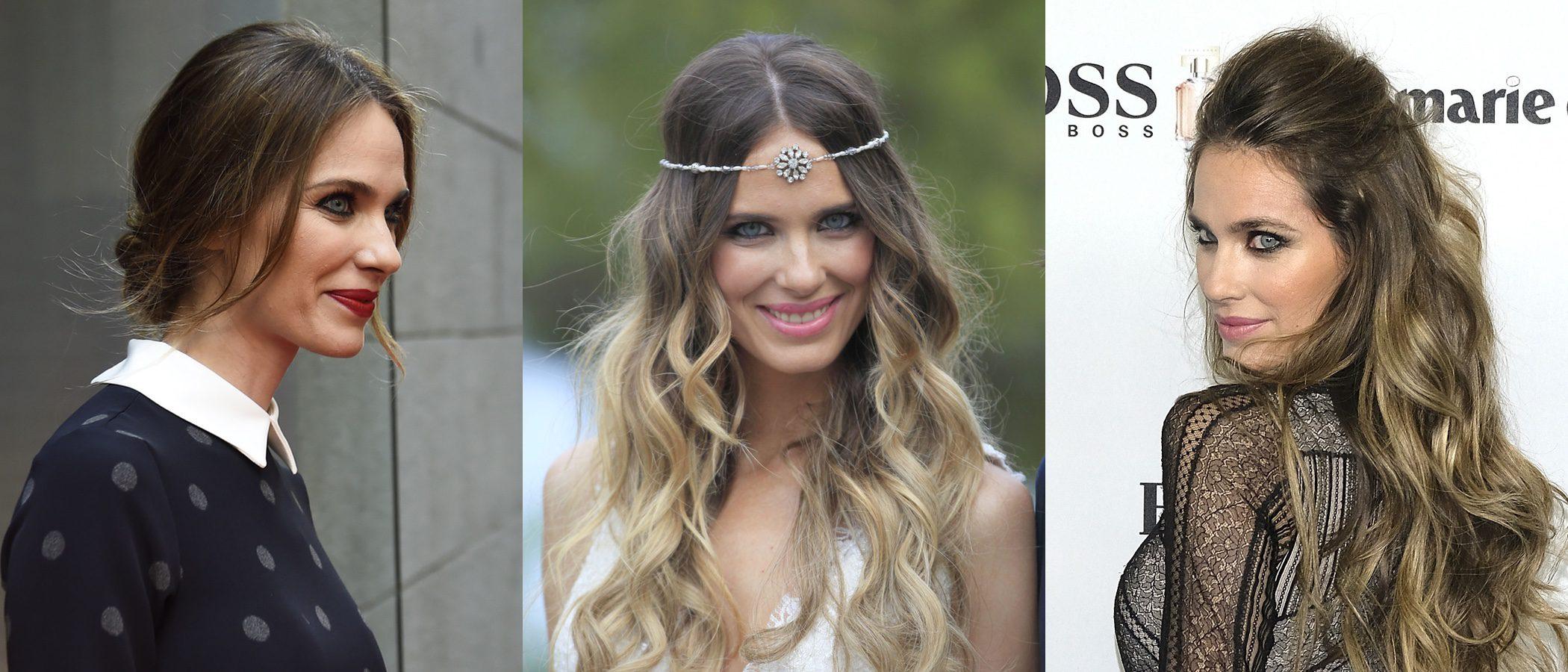 Los mejores beauty looks de Vanesa Romero
