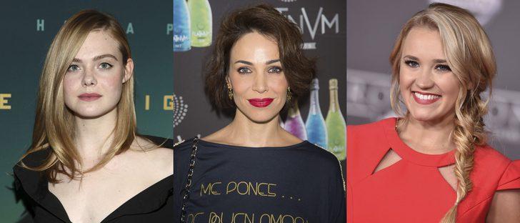 Elle Fanning, Nerea Garmendia y Emily Osment entre los mejores beauty looks de la semana