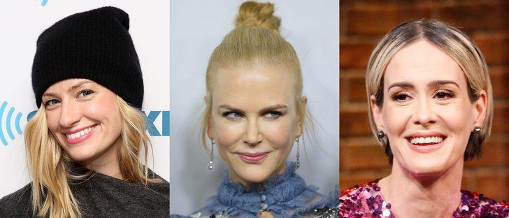 Beth Behrs, Nicole Kidman y Sarah Paulson se colocan entre los peores beauty looks de la semana