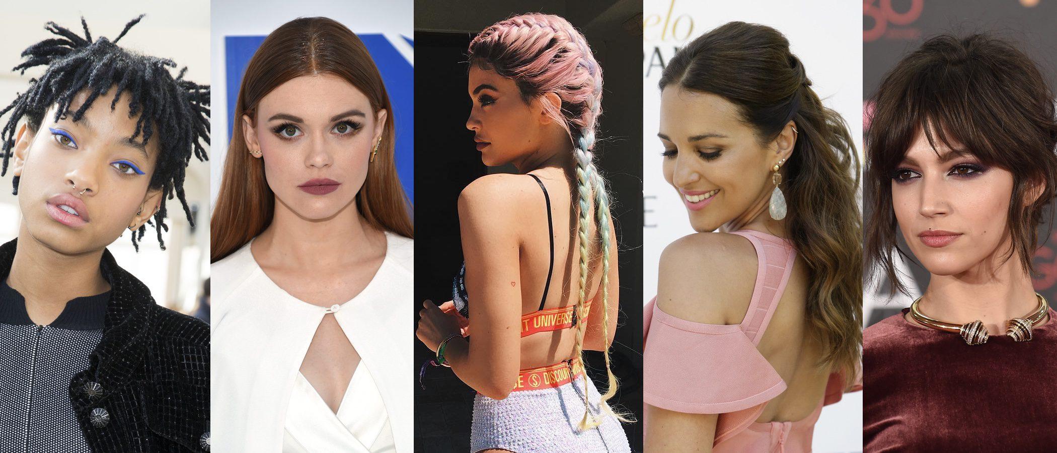 2016 resumido en los mejores beauty looks: Clara Lago, Paula Echevarría y Lady Gaga, en lo alto de la lista