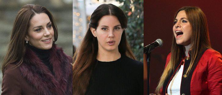 Kate Middleton, Lana del Rey y Leire Martínez, entre los mejores beauty looks de la última semana del año