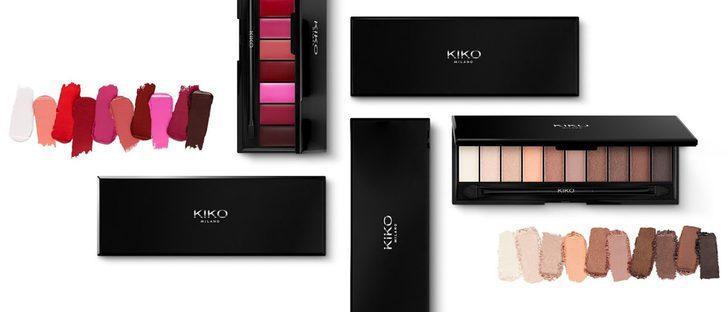 'Smart Palette', las nuevas paletas de KIKO