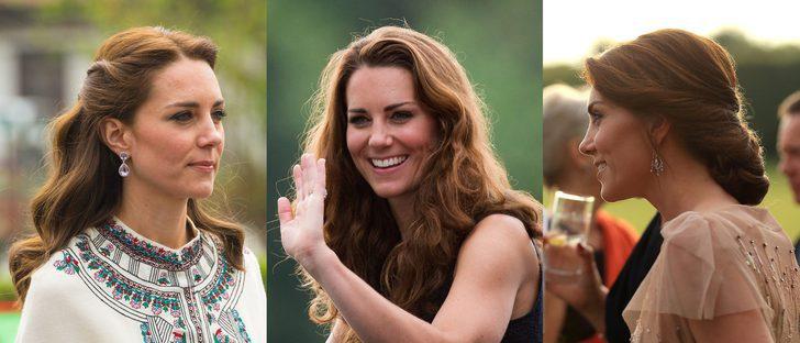 Los mejores beauty looks de Kate Middleton