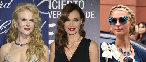 Nicole Kidman, Juncal Rivero y Paris Hilton, entre los mejores beauty looks de la semana