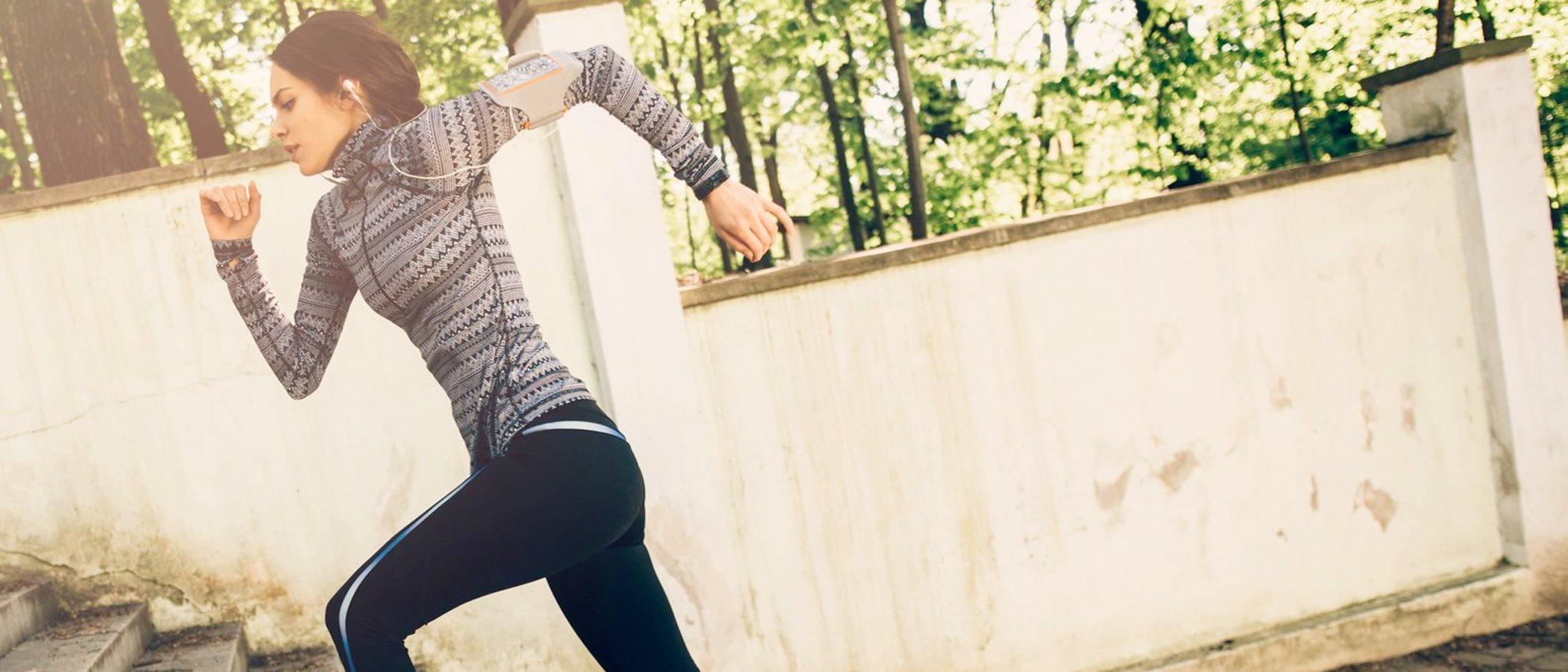 Los inconvenientes de hacer running