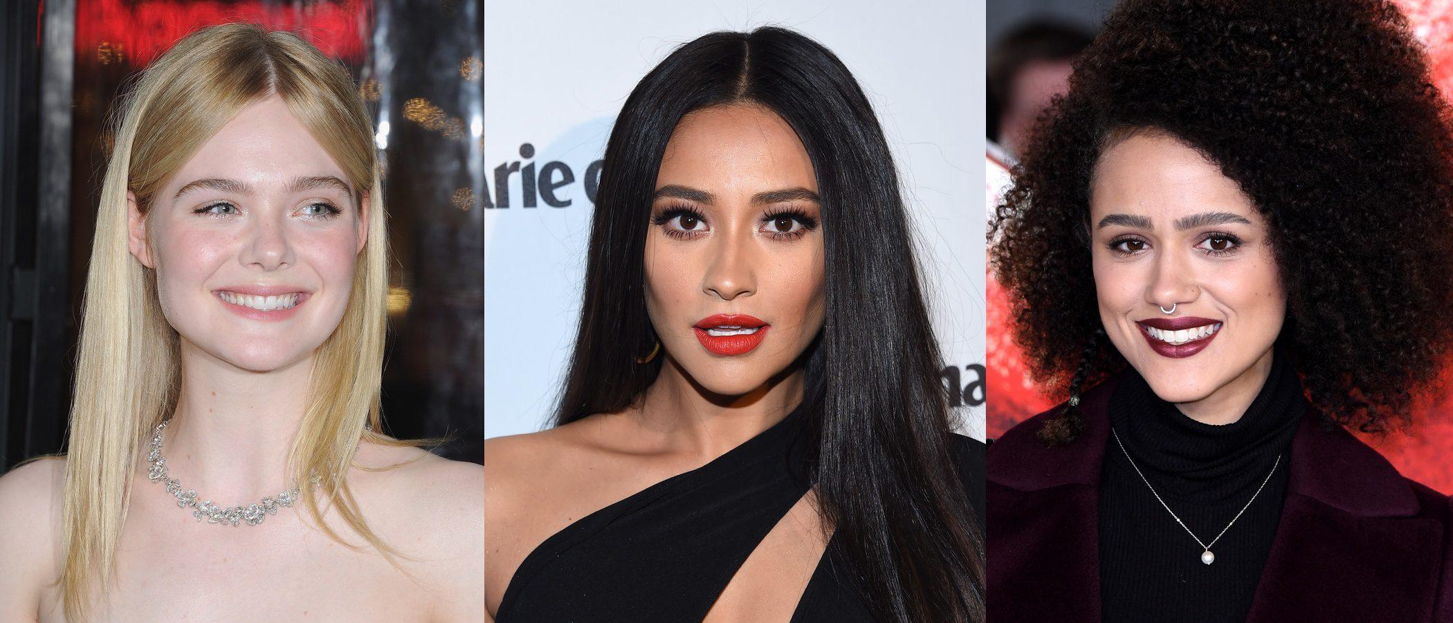 Elle Fanning, Shay Mitchell y Nathalie Emmanuel triunfan entre los mejores beauty looks de la semana