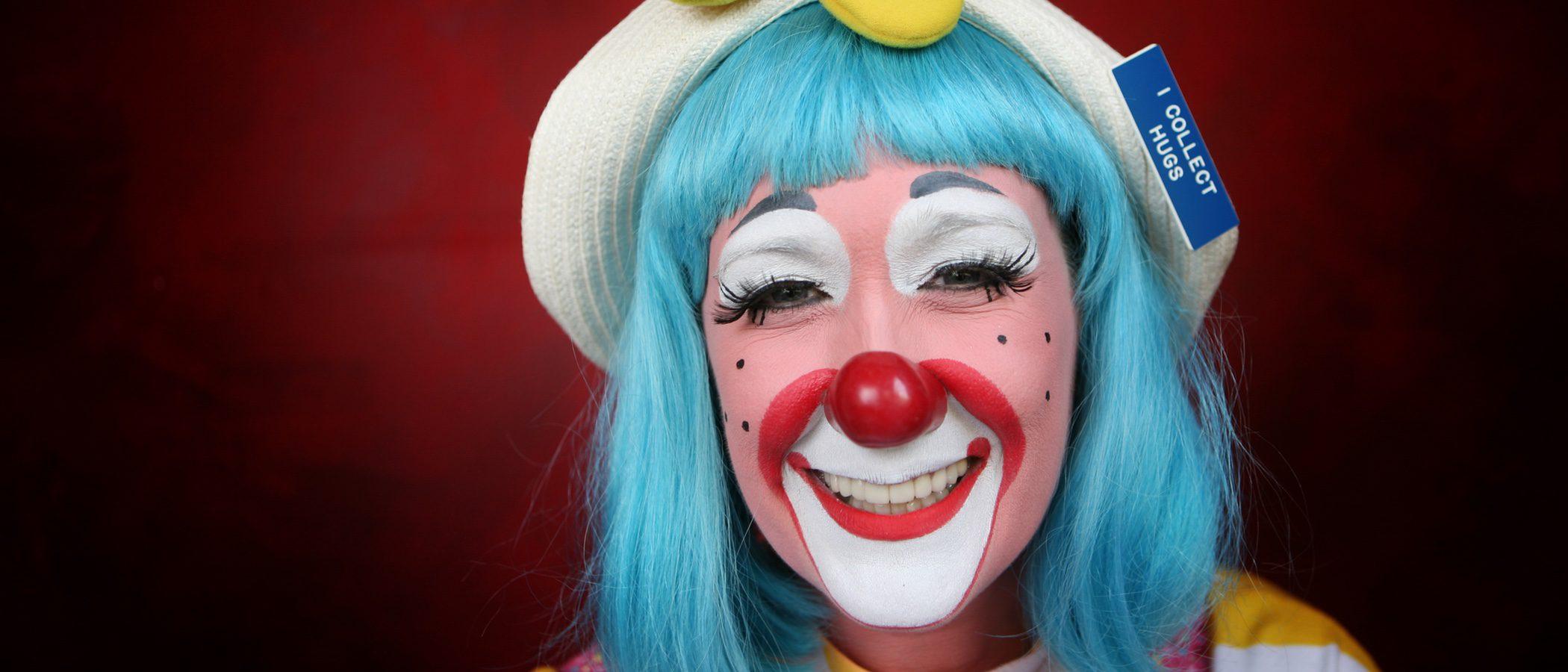 Cómo maquillarse de payaso para Carnaval