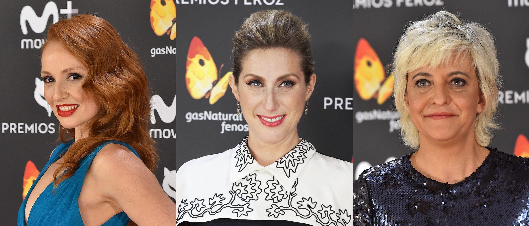 Cristina Castaño, Cecilia Freire y Eva Hache entre los peores beauty looks de los Premios Feroz 2017