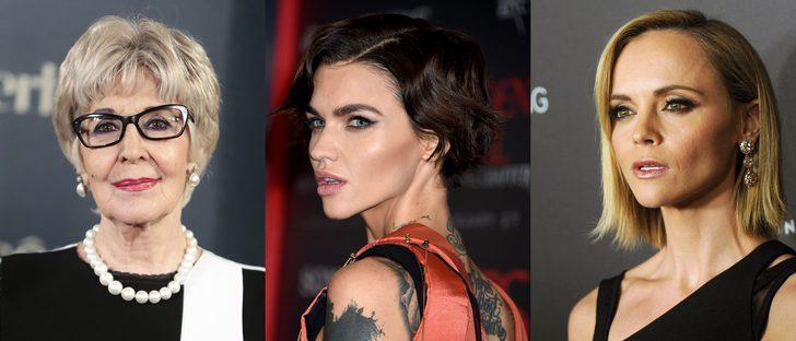 Concha Velasco, Ruby Rose y Christina Ricci, entre los mejores beauty looks de la semana