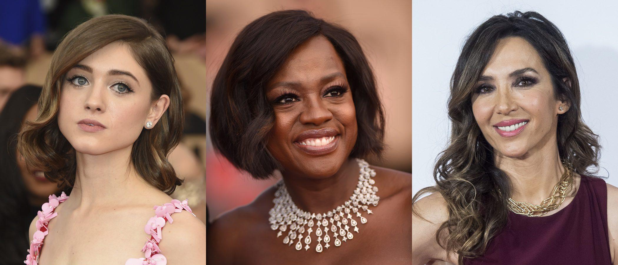 Natalia Dyer, Viola Davis y Paloma Lago entre los mejores beauty looks de la semana