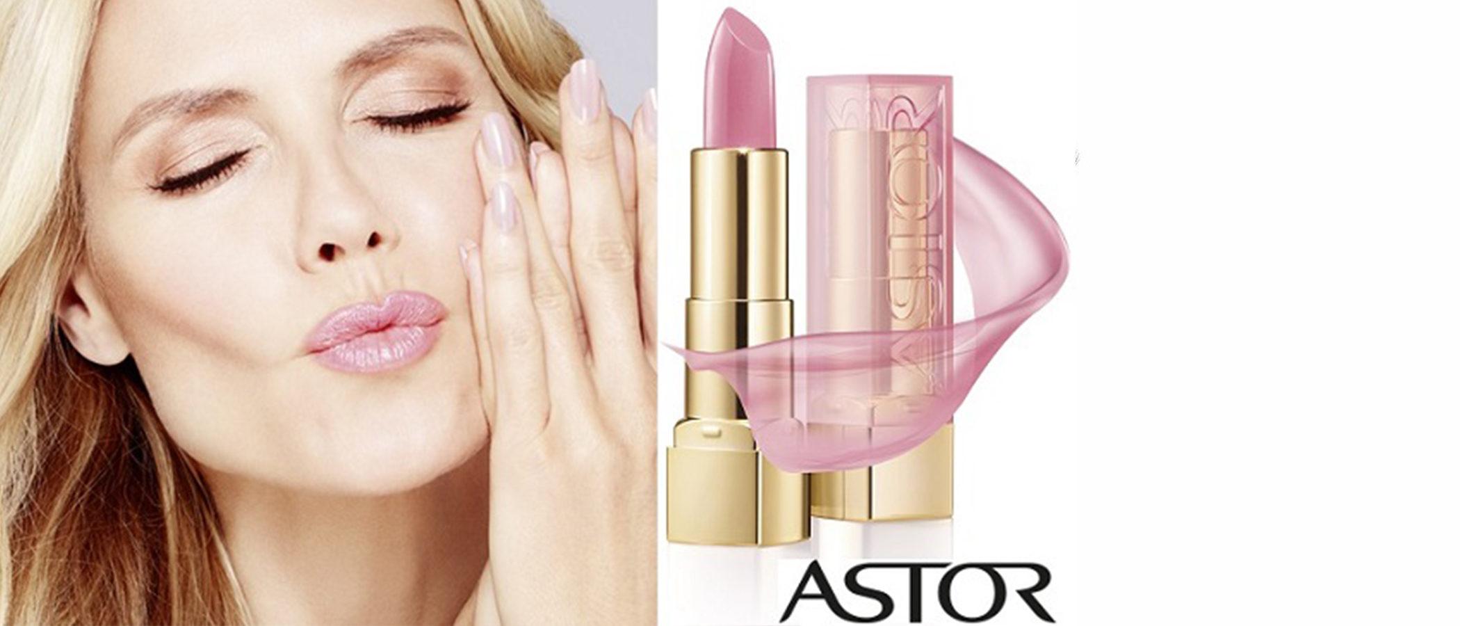 Destaca la belleza natural de tus labios con 'Soft Sensations Shine & Care' de Astor