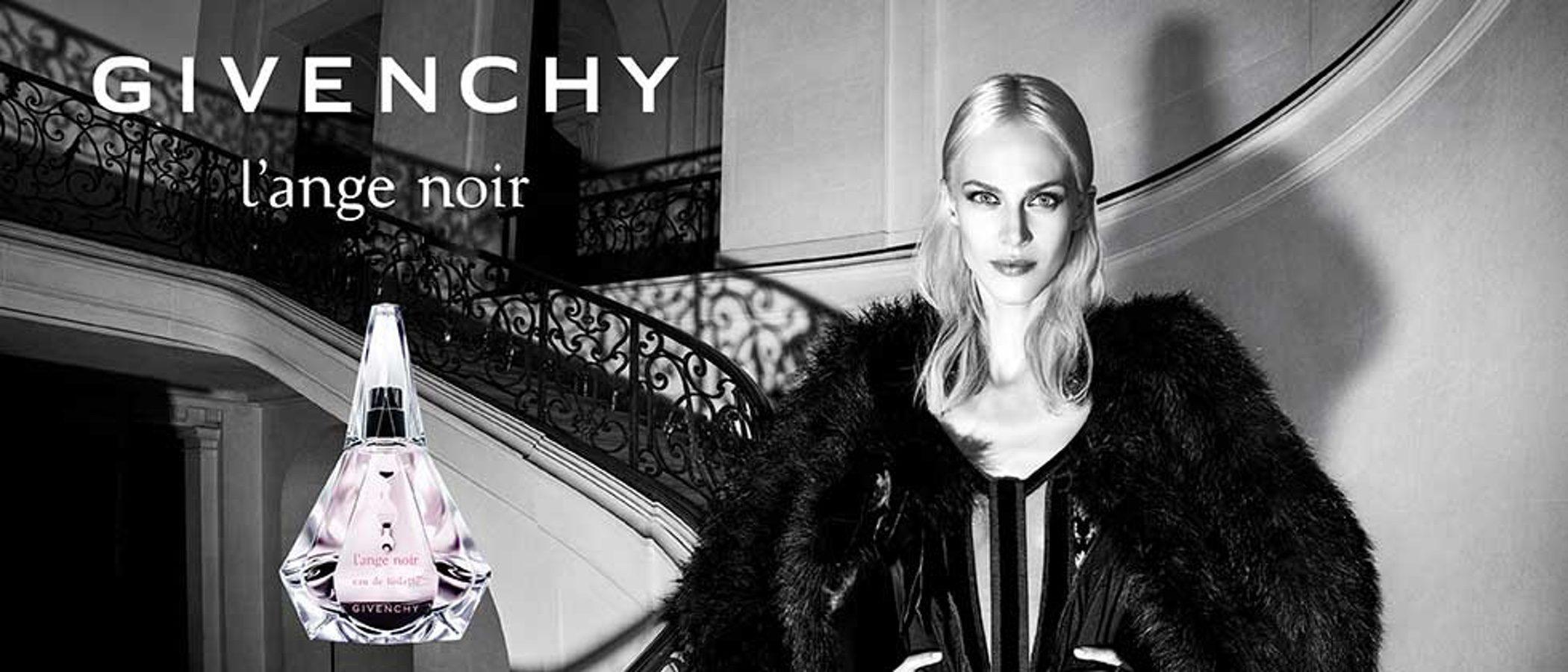 'L'Ange Noir Eau de Toilette', la nueva fragancia de Givenchy