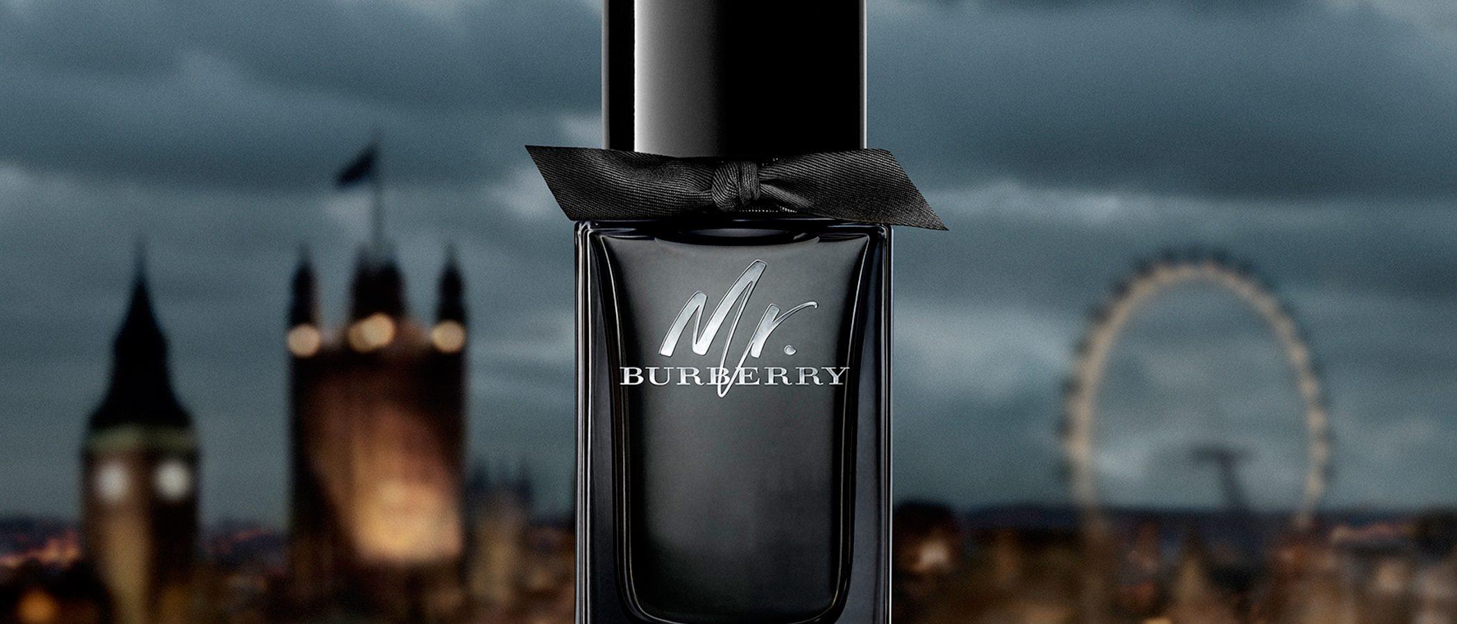 Burberry lanzará en abril su nueva fragancia masculina