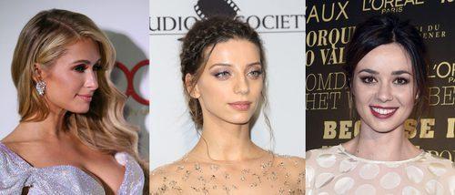 Paris Hilton, Angela Sarafyan y Dafne Fernández entre los mejores beauty looks de la semana