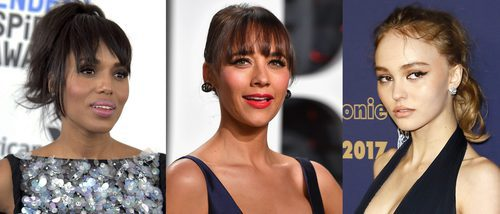 Kerry Washington, Rashida Jones y Lily-Rose Depp entre los peores beauty looks de la semana