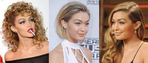 Los mejores peinados de Gigi Hadid