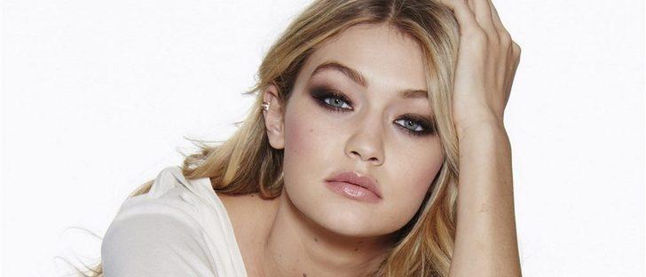 Gigi Hadid se convierte en ángel para 'Push Up angel' de Maybelline New York