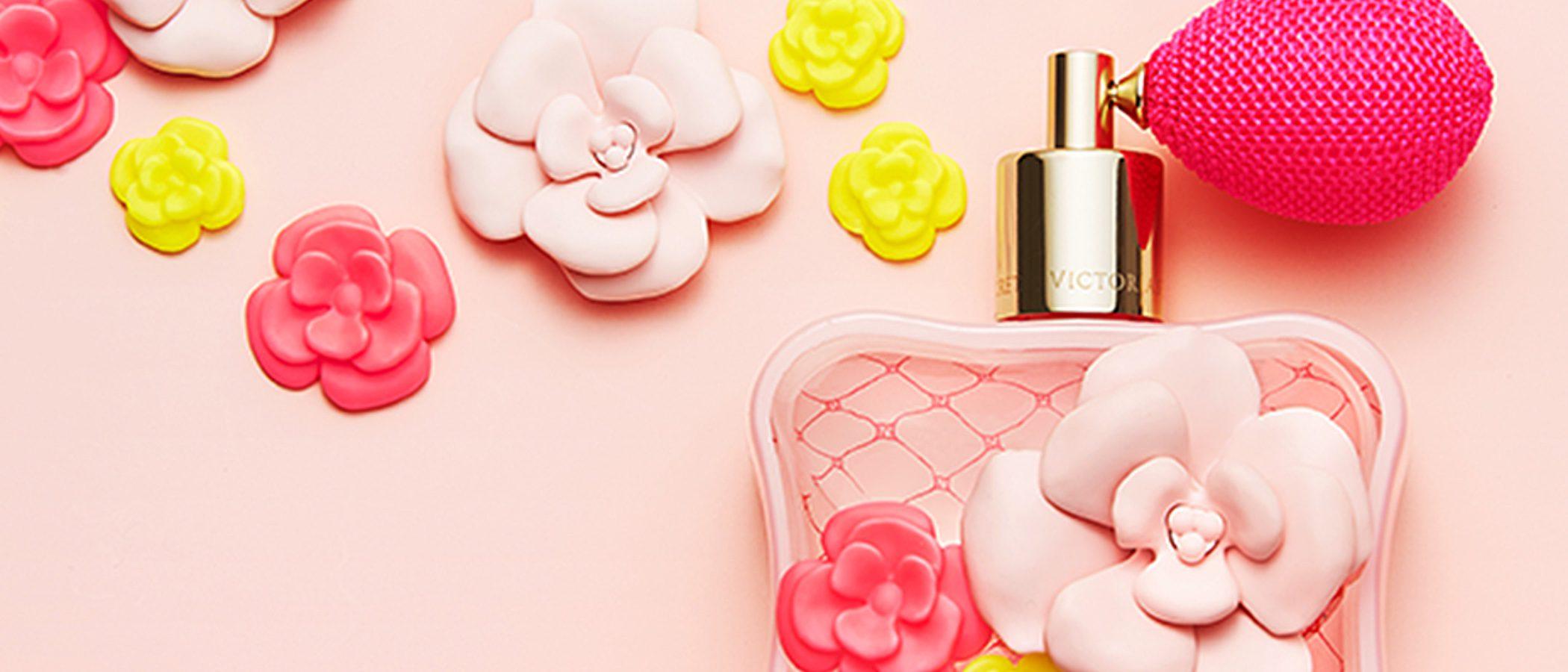 'Tease Flower', la nueva fragancia de Victoria's Secret