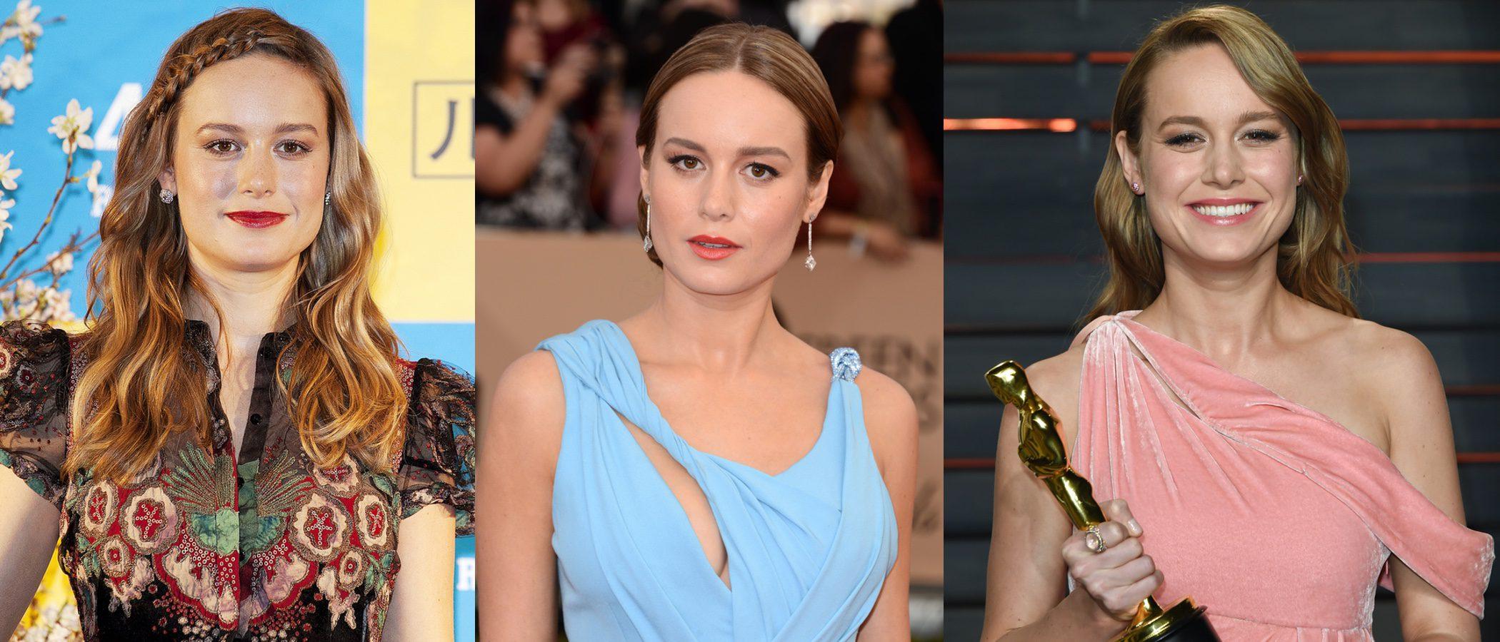 Los mejores peinados de Brie Larson