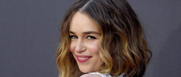 Emilia Clarke destrona a Scarlett Johansson y se convierte en la nueva imagen de Dolce & Gabbana