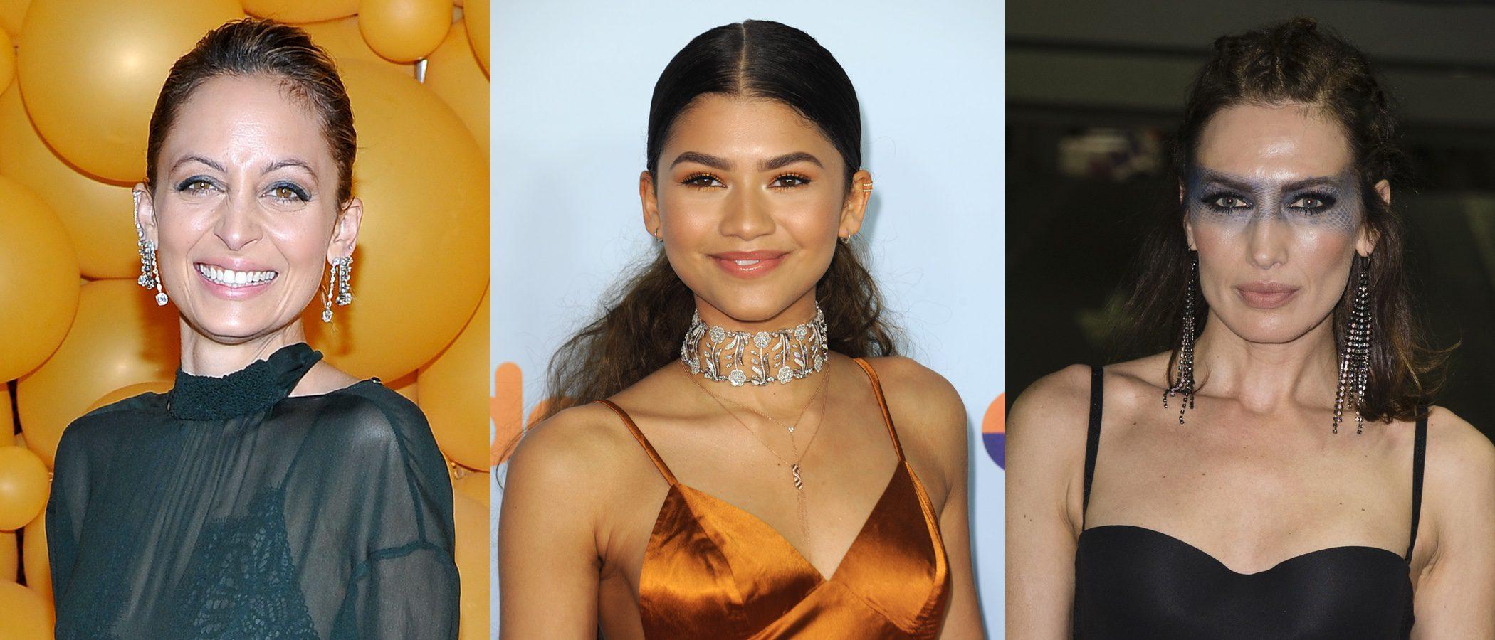 Nicole Richie, Zendaya y Nieves Álvarez, entre los peores beauty looks de la semana