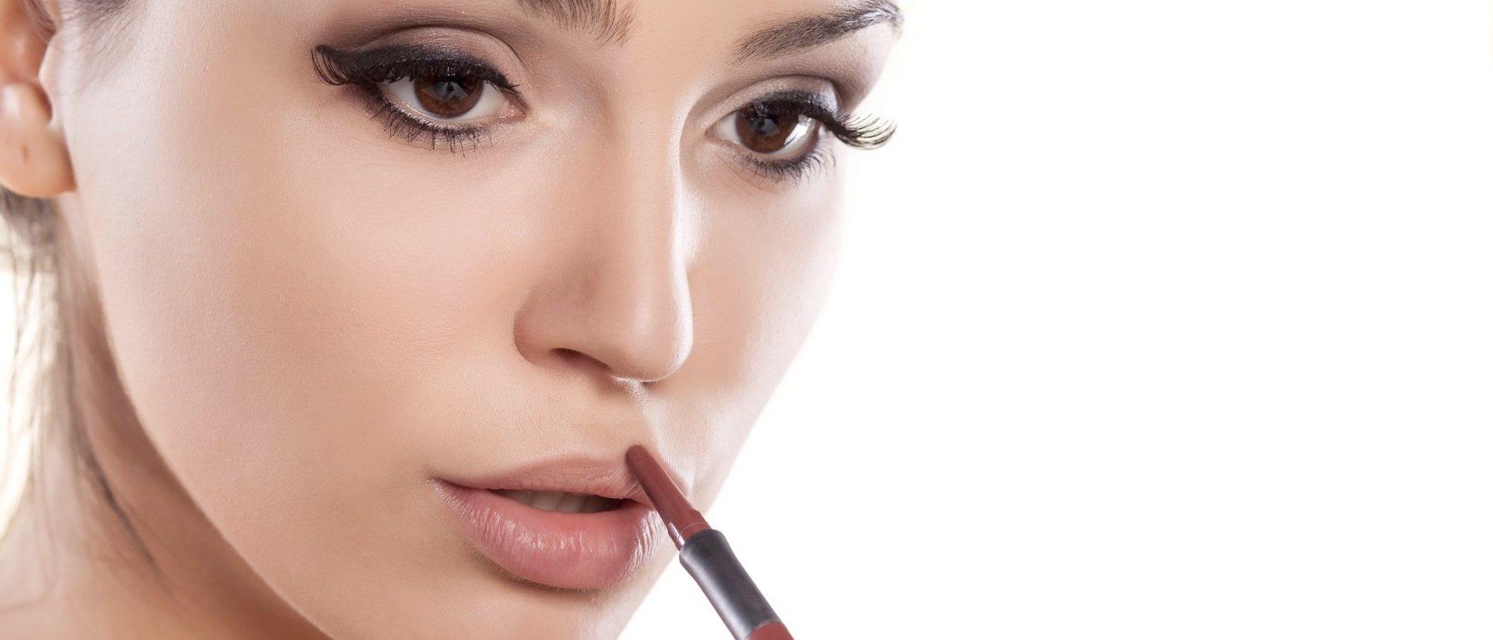 Cómo perfilar los labios en 3 sencillos pasos
