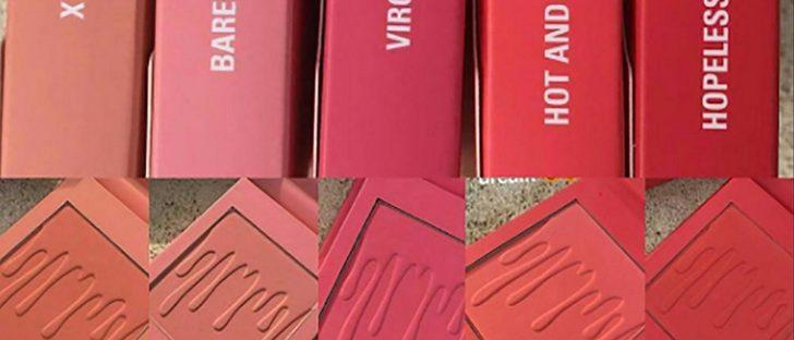 Kylie Jenner sorprende con su nueva colección de coloretes