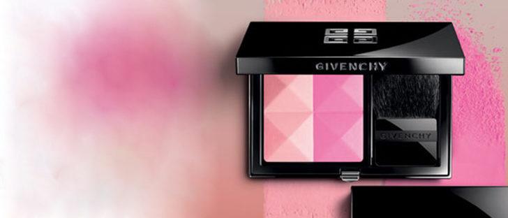 Givenchy reinvita su icónico colorete 'Prisme Blush' con nuevos colores para el verano 2017