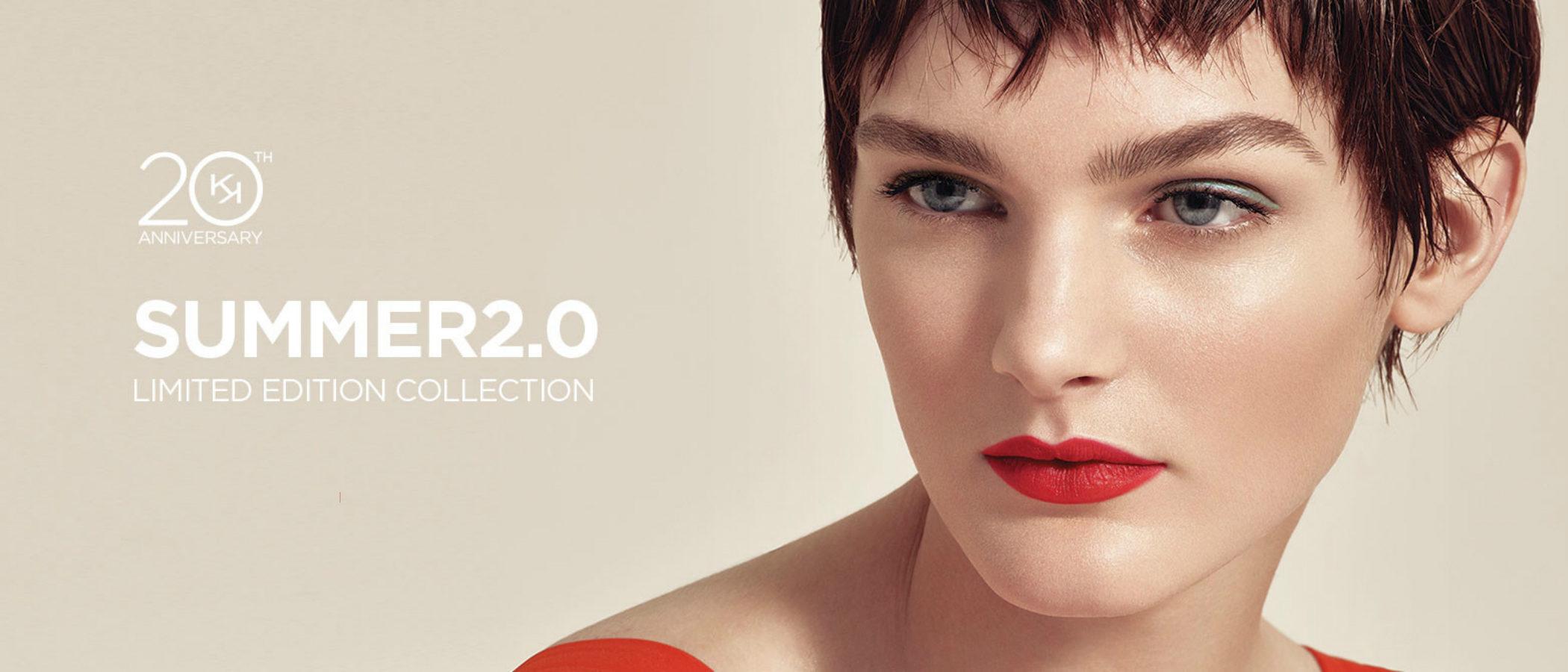 Así es 'Summer 2.0', la colección veraniega de Kiko en su 20 aniversario