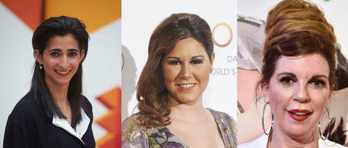 Alba Flores, Tamara y Belinda Washington, entre los peores beauty looks de la semana