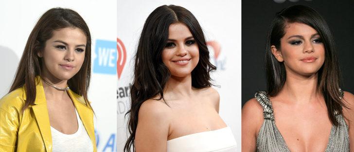 Maquíllate como Selena Gomez