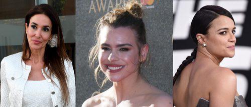 Billie Pipper y Michelle Rodríguez, entre los peores beauty looks de la semana